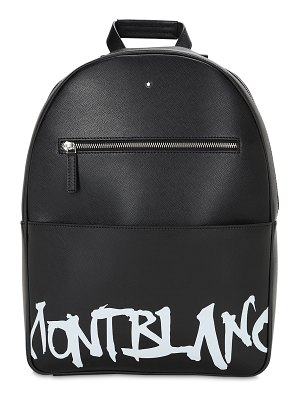 MONTBLANC Sartorial leather backpack