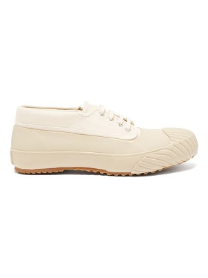Moonstar mudguard canvas and rubber trainers