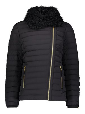 Moose Knuckles swansea shearling down jacket