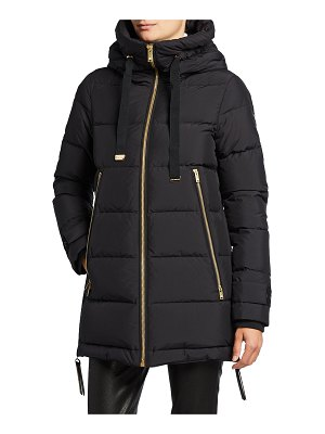 Moose Knuckles Val Marie 2.0 Zip-Up Parka