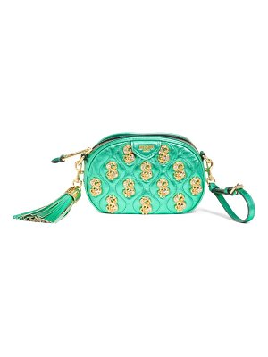 Moschino dollar sign camera bag