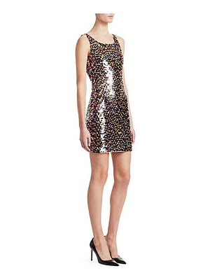 Moschino sequin dress