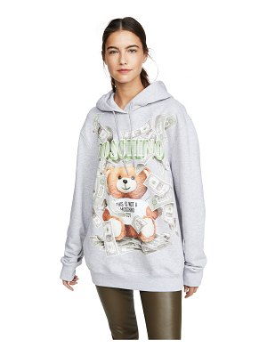 Moschino teddy money sweatshirt
