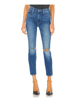 MOTHER high waisted looker ankle. - size 23 (also