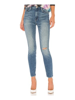 MOTHER high waisted looker ankle. - size 24 (also
