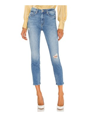 MOTHER high waisted looker crop. - size 23 (also