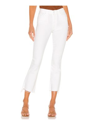 MOTHER insider crop step fray. - size 24 (also