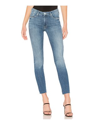 MOTHER Looker Ankle Fray Jean