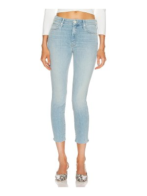 MOTHER looker cropped skinny