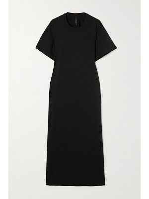 Mother of Pearl farah open-back stretch-lyocell and organic cotton-blend jersey dress