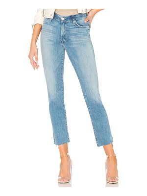 MOTHER Rascal Ankle Snippet Jean