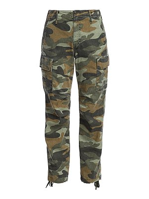 MOTHER sir yes sir camo joggers