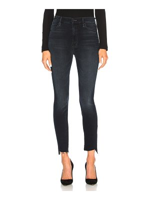 MOTHER Stunner Zip Two Step Fray