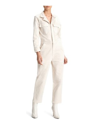 MOTHER the fixer utility jumpsuit