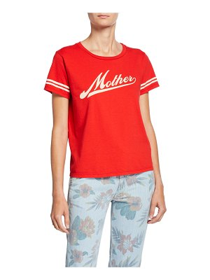 MOTHER The Lil Goodie Goodie Logo Tee