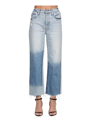 MOTHER The rambler frayed ankle jeans
