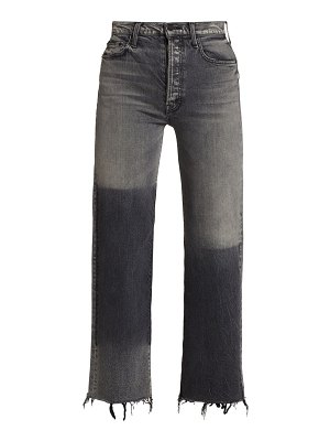 MOTHER the rambler high-rise ankle jeans