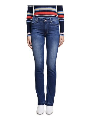MOTHER the rascal slit jeans