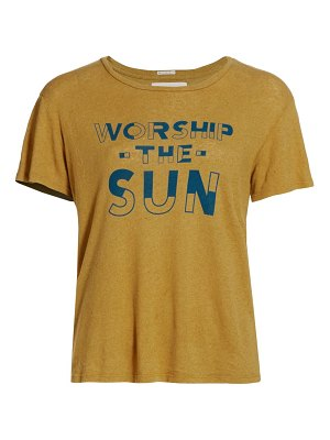 MOTHER the sinful worship the sun t-shirt