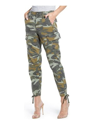 MOTHER the sir yes sir camo cargo jeans