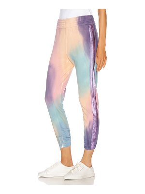MOTHER the springy lounger ankle sweatpant