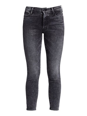 MOTHER the stunner high-rise ankle skinny jeans