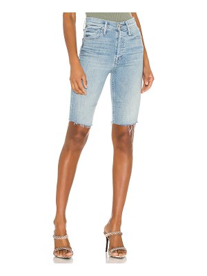 MOTHER the tomcat bermuda short. - size 23 (also