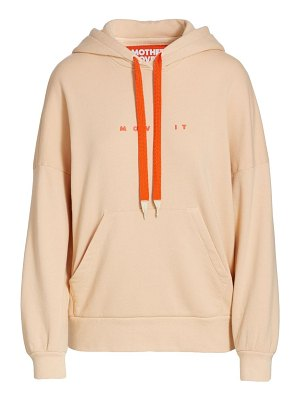 MOTHER the whip it hoodie