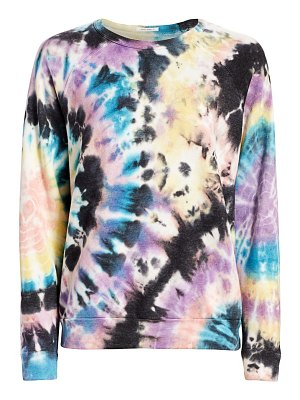 MOTHER tie dye hugger sweatshirt