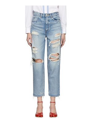 Moussy Vintage Baron JW Tapered Jeans