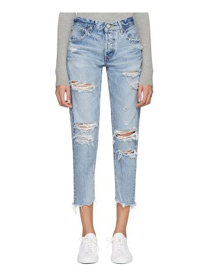 Moussy Vintage Creston Tapered Jeans