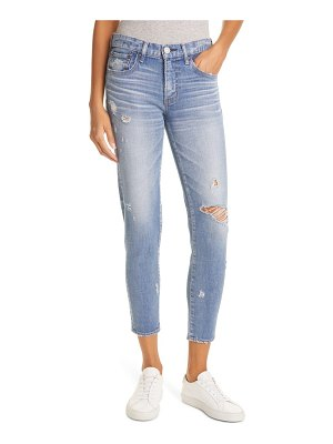 Moussy gleedsville distressed skinny jeans