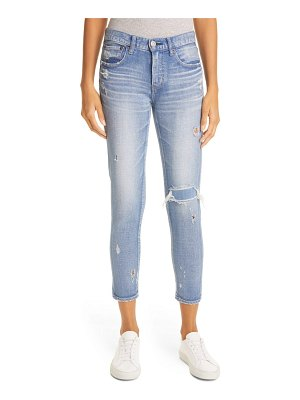 Moussy lenwood ankle skinny jeans