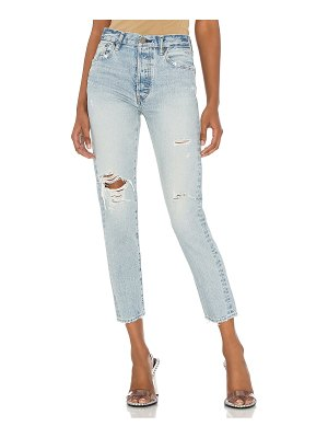 Moussy Vintage melvin high waist tapered