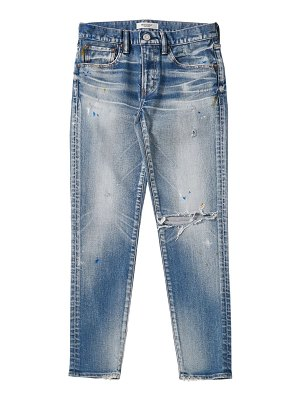Moussy Vintage mv dixie distressed skinny jeans