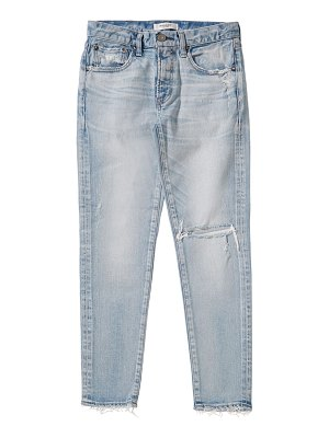 Moussy Vintage mv vivian destroyed skinny ankle jeans