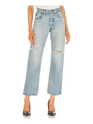 Moussy Vintage teaneck wide straight