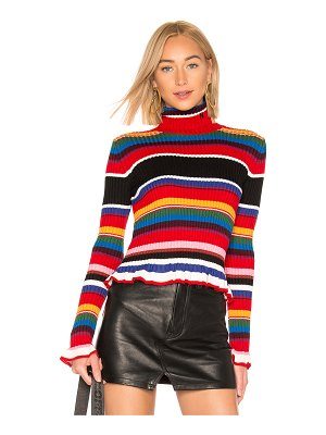 MSGM Ribbed Sweater