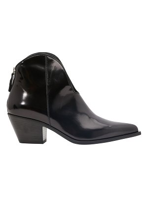 MSGM Tronchetto heeled ankle boots