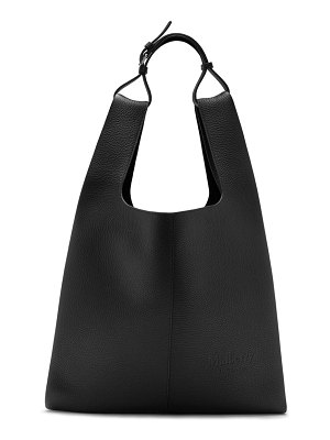 Mulberry oversize portobello leather tote