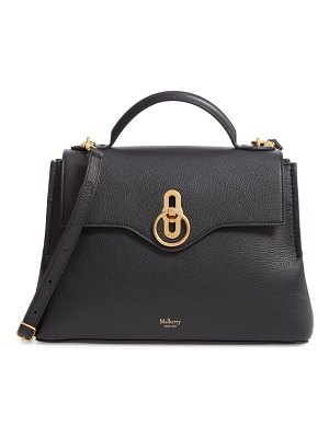 Mulberry small seaton leather top handle satchel