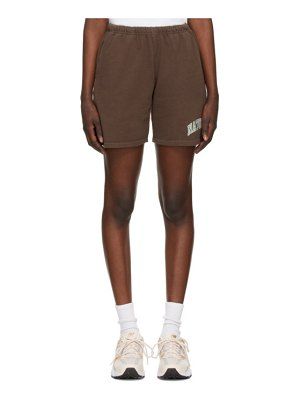 Museum of Peace & Quiet 'natural' gym shorts