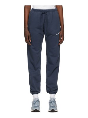 Museum of Peace & Quiet word mark lounge pants