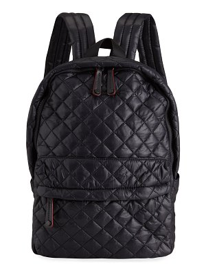 MZ Wallace City Quilted Nylon Backpack