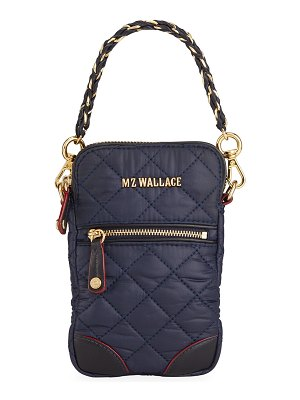 MZ Wallace Crosby Micro Quilted Crossbody Bag