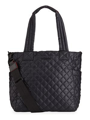 MZ Wallace Max Travel Small Quilted Tote Bag
