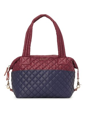 MZ Wallace medium sutton quilted shoulder bag