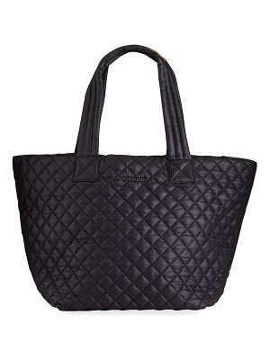MZ Wallace Metro Medium Quilted Tote Bag