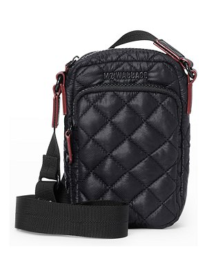 MZ Wallace Metro Small Quilted Crossbody Bag