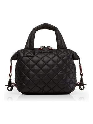 MZ Wallace Micro Sutton Quilted Tote Bag